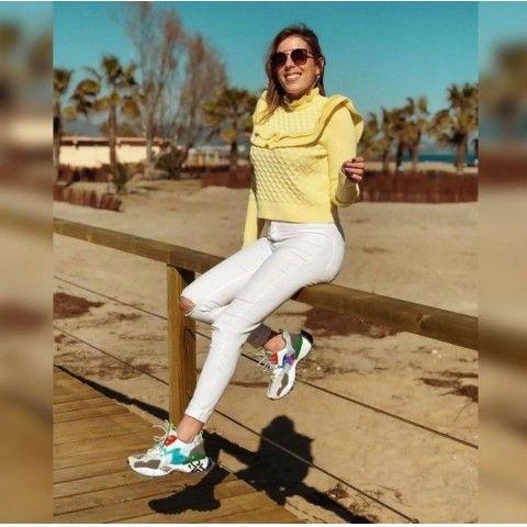 Exe shoes | Marca Exé | Sneakers Exé | Casual mulher | Ténis Exé | Disponível na Globo Sapatarias