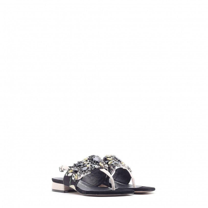 Sandals LUC BARACHINI